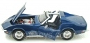 Автомодель MAISTO 1:24 Chevrolet Corvette (31202 blue) 2