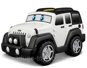 Автомодель Bb Junior Jeep Wrangler Unlimited (16-81801)