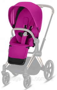 Комплект ткани для Cybex Priam Lux Seat Pack Fancy Pink purple (519002327)