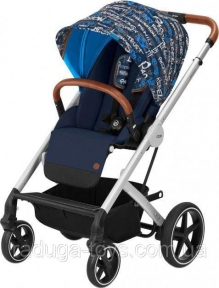 Прогулочная коляска Cybex Balios S Values For Life Trust blue (519000407)