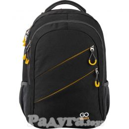 Рюкзак GoPack Сity 110-1 Yellow (GO20-110XL-1)