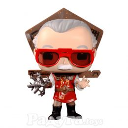 Игровая фигурка Funko POP! cерии POP Icons Stan Lee in Ragnarok Outfit Funko (48565)