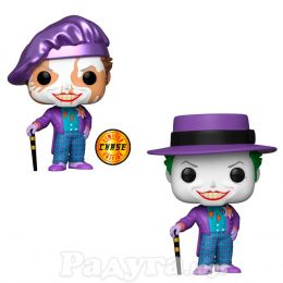Игровая фигурка Funko POP! cерии Batman 1989 Joker With Hat With Chase Funko (47709)