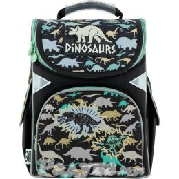 Рюкзак GoPack Education каркасный 5001-12 Dinosaurs (GO20-5001S-12)