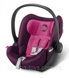 Автокресло Cybex Cloud Q Mystic Pink-purple (517000041)