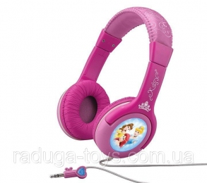 Наушники eKids, Disney, Princess, Kid-friendly volume (DP-140.EXV6)