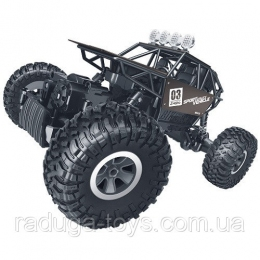 Автомобиль на р/у Off-Road Crawler Super Speedматовый коричн.,аккум.4.8V, 1:18 Sulong Toys (SL-112MB)