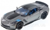 Автомодель Maisto 1:24 2017 Corvette Grand Sport (31516 met. grey)