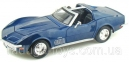 Автомодель MAISTO 1:24 Chevrolet Corvette (31202 blue)